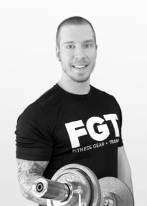 Zac Palmer, Owner of Fitness Gear and Training