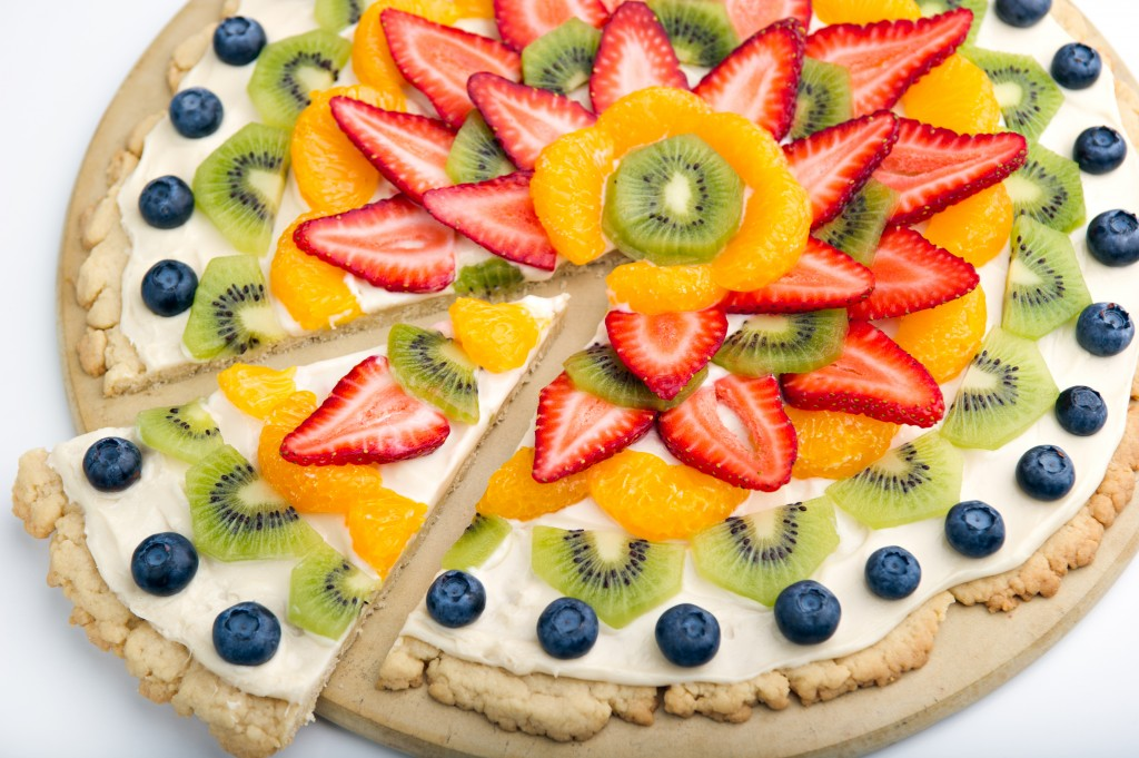 Fruit Pizza Essential Living For Nw Essential Oils For