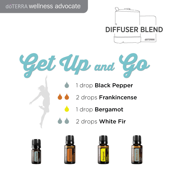 Image result for Get up and go doterra