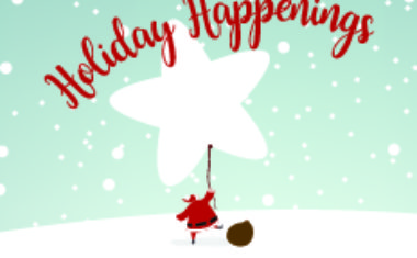 Holiday Happenings Recipes